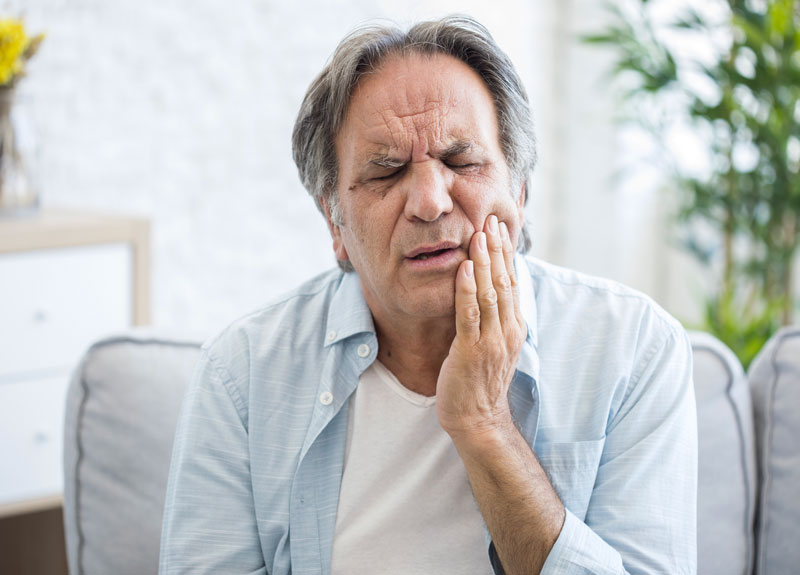 Root Canal Dental Pain